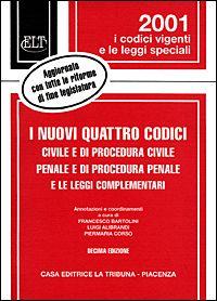 QUATTRO CODICI 2001*FC.2/02