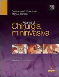Atlante di chirurgia mininvasiva. Con 2 DVD