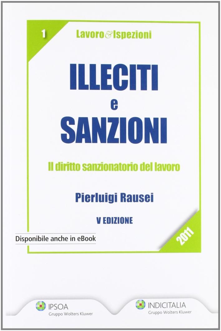Illeciti e Sanzioni 2011