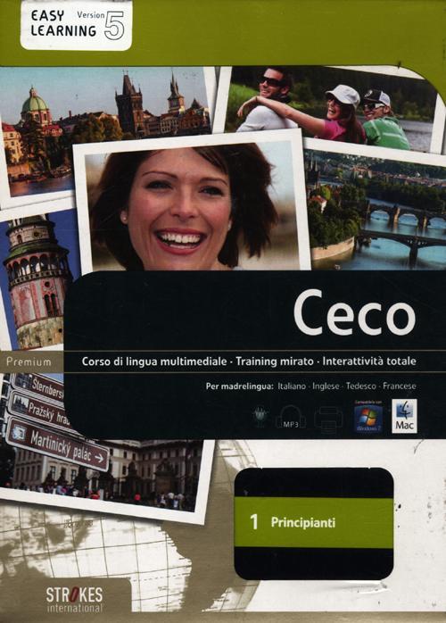 Ceco. Corso Interattivo per Principianti. DVD-ROM. Vol. 1.