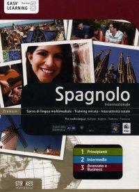 Spagnolo Internazionale. Vol. 1-2-3. Corso Interattivo per Principianti-Corso Interattivo Intermedio-Corso Interattivo Avanzato e Business. DVD-ROM.