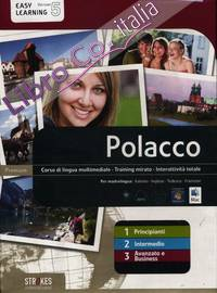 Polacco. Vol. 1-2-3. Corso Interattivo per Principianti-Corso Interattivo Intermedio-Corso Interattivo Avanzato e Business. DVD-ROM.