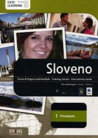 Sloveno. Corso Interattivo per Principianti. DVD-ROM. Vol. 1.
