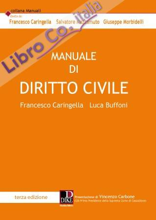 Manuale di Diritto Civile III Edizione 2011