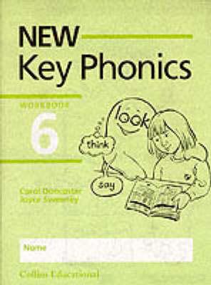 New Key Phonics - Workbook 6