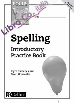 Spelling Introductory Practice Book