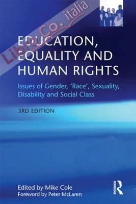 Education, Equality and Human Rights.