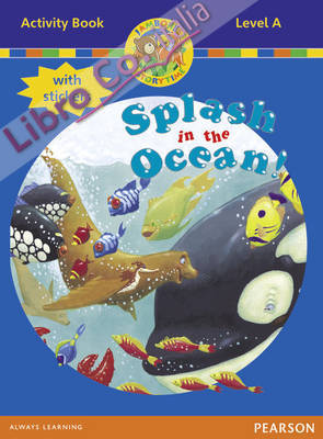 Jamboree Storytime Level A: Splash in the Ocean Activity Boo.