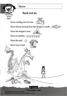Storyworlds Stage 7, Fantasy World, Workbook (8 Pack).
