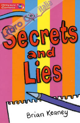 Literacy World Comets Stage 2 Novels: Secrets & Lies (6 Pack.