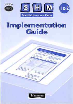 Scottish Heinemann Maths: P1 - Implementation Guide
