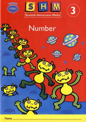 Scottish Heinemann Maths 3, Activity Book 8 Pack.