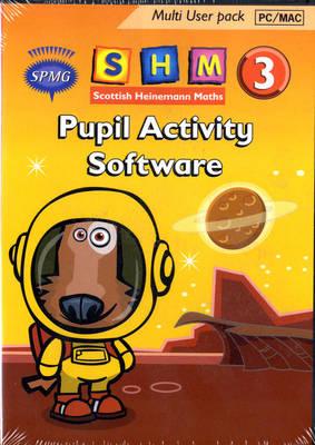 Scottish Heinemann Maths 3 Pupil Activity Software Multi Use
