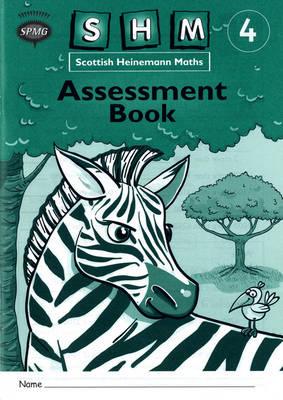 Scottish Heinemann Maths: 4 - Assessment Workbook 8 Pack.