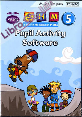 Scottish Heinemann Maths 5 Pupil Activity Software Multi Use.