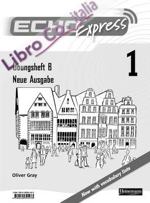 Echo Express 1 Workbook B 8 Pack New Edition.