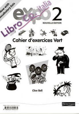 Expo 2 Vert Workbook Pack of 8 New Edition.