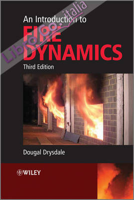 Introduction to Fire Dynamics.