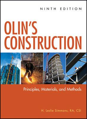 Olin's Construction.