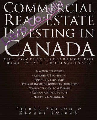 Commercial Real Estate Investing in Canada.