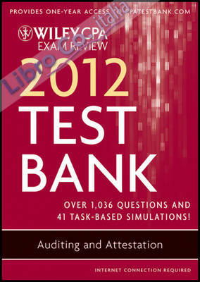 Wiley CPA Exam Review 2012.