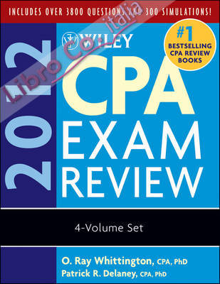 Wiley CPA Exam Review.