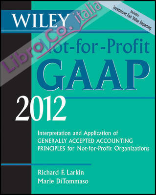 Wiley Not-for-Profit GAAP.