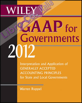 Wiley Gaap for Governments.