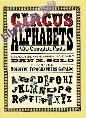 Circus Alphabets.
