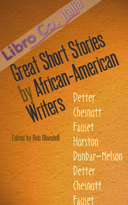 Great Short Stories by African American Writers.