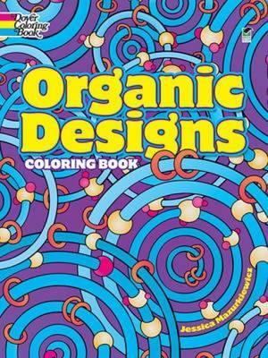 Organic Designs Coloring Book.