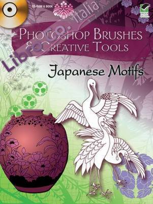 Photoshop Brushes & Creative Tools Japanese Motifs.