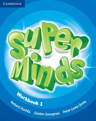 Super Minds Level 1 Workbook.