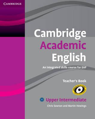 Cambridge Academic English B2 Upper Intermediate Teacher's B.