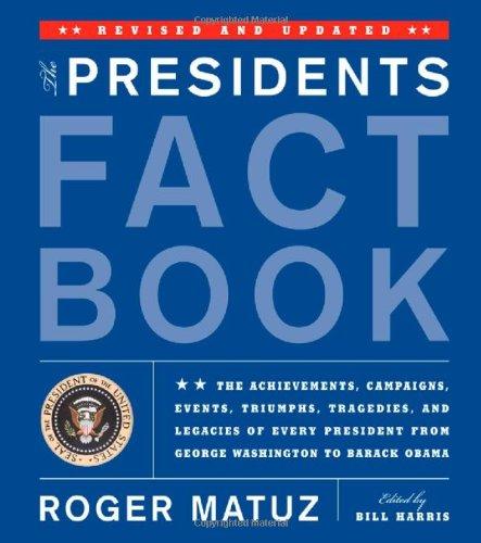 President's Fact Book.