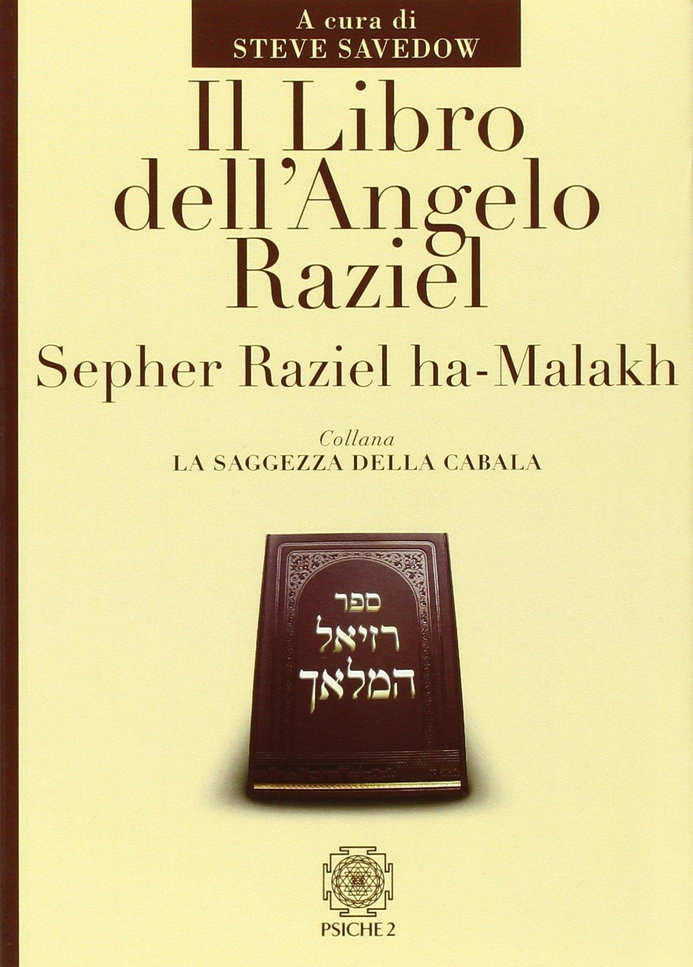 Il libro dell'Angelo Raziel.