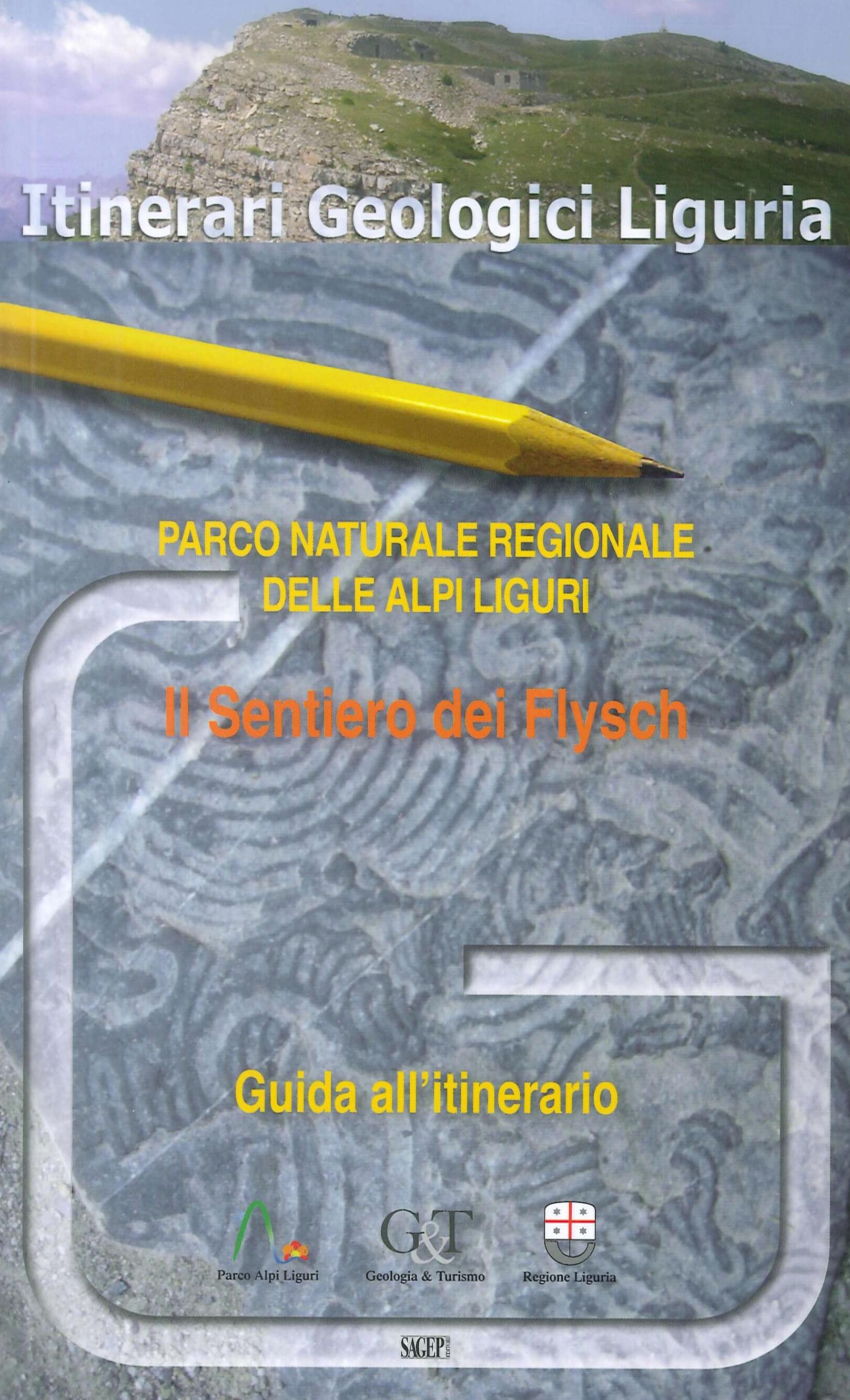 Il Sentiero dei Flysch. Parco Naturale Regionale delle Alpi Liguri