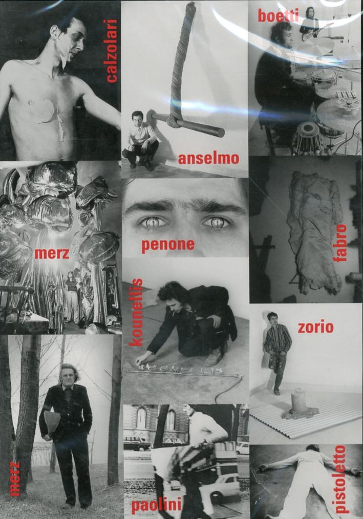 Arte Povera. Ediz. multilingue. DVD.