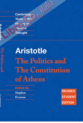 The Politics and the Constitution of Athens