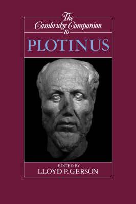 The Cambridge Companion to Plotinus