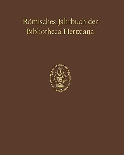 Roemisches Jahrbuch der Bibliotheca Hertziana. 1995/30