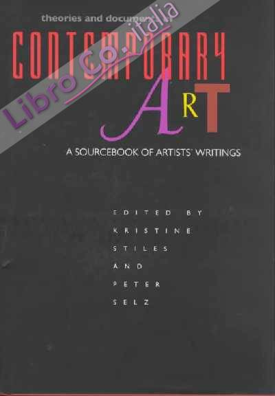 Theories and Documents of Contemporary Arts