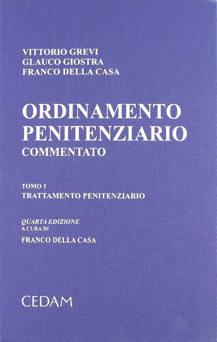 Ordinamento penitenziario commentato