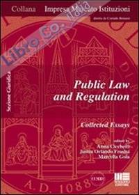 Public law and regulation. Collected essays.
