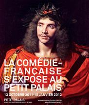 La comédie-française s'expose au petit palais