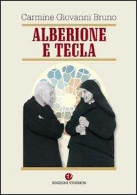 Alberione e Tecla.