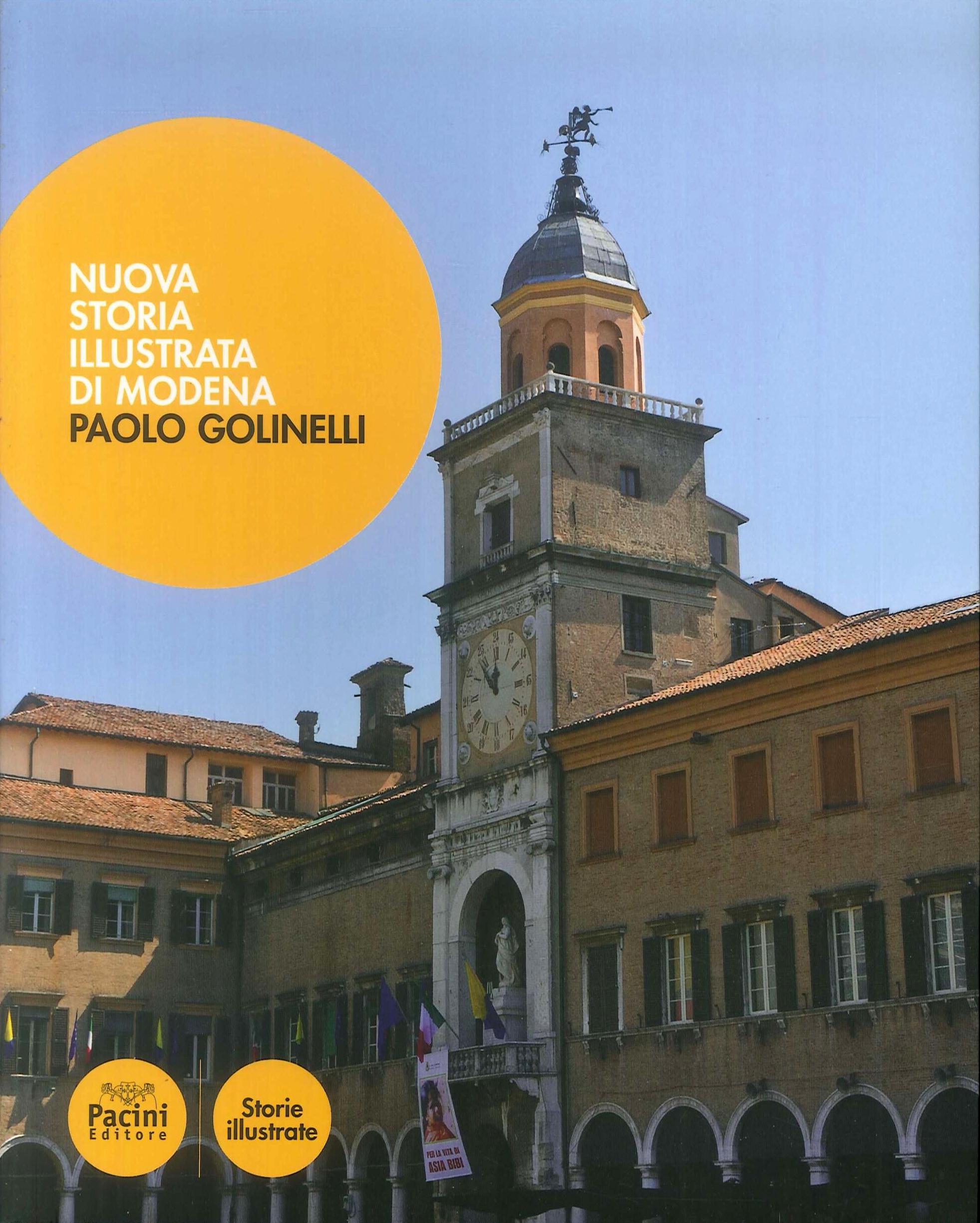 Nuova storia illustrata di Modena.