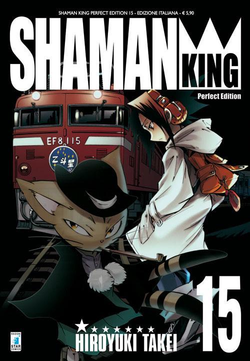 Shaman King. Perfect edition. Vol. 15