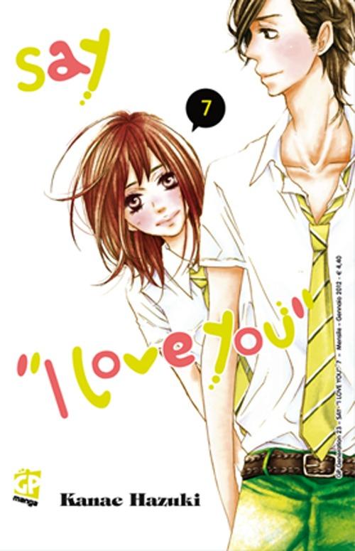 Say «I love you». Vol. 7