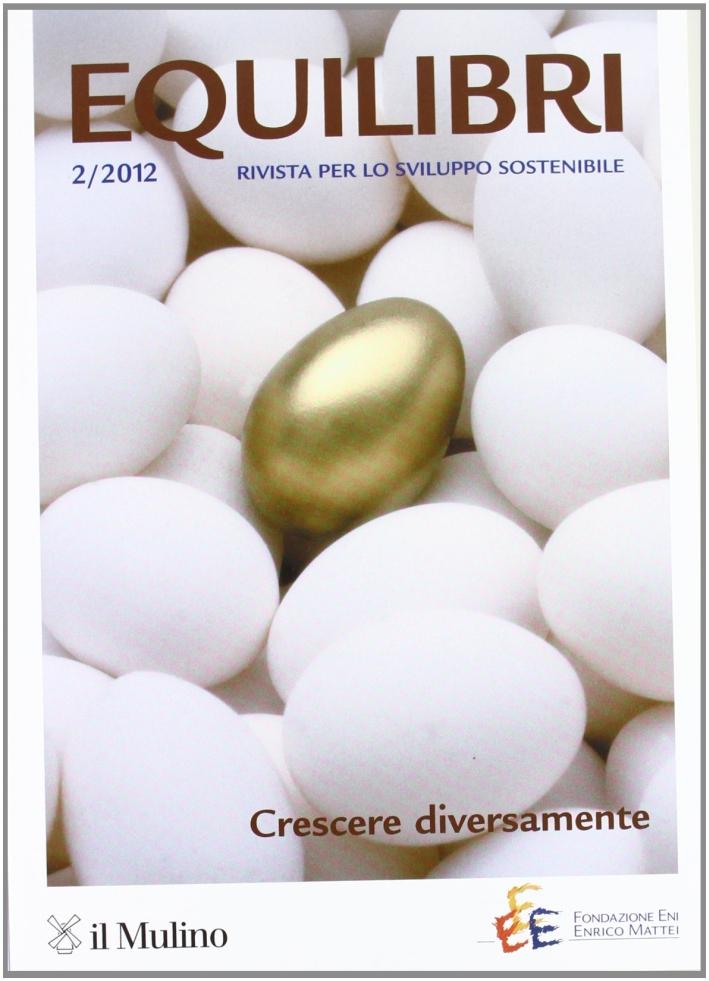 Equilibri (2012). Vol. 2